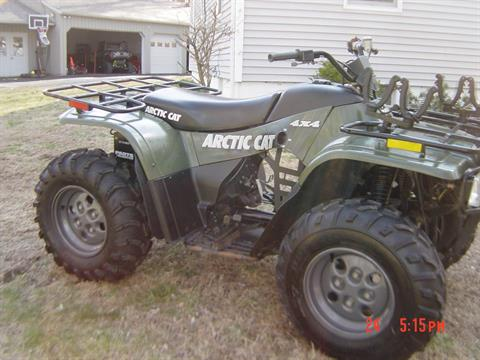 2004 Arctic Cat 250 4x4 in Brewster, New York - Photo 17