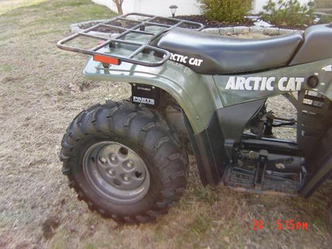 2004 Arctic Cat 250 4x4 in Brewster, New York - Photo 18