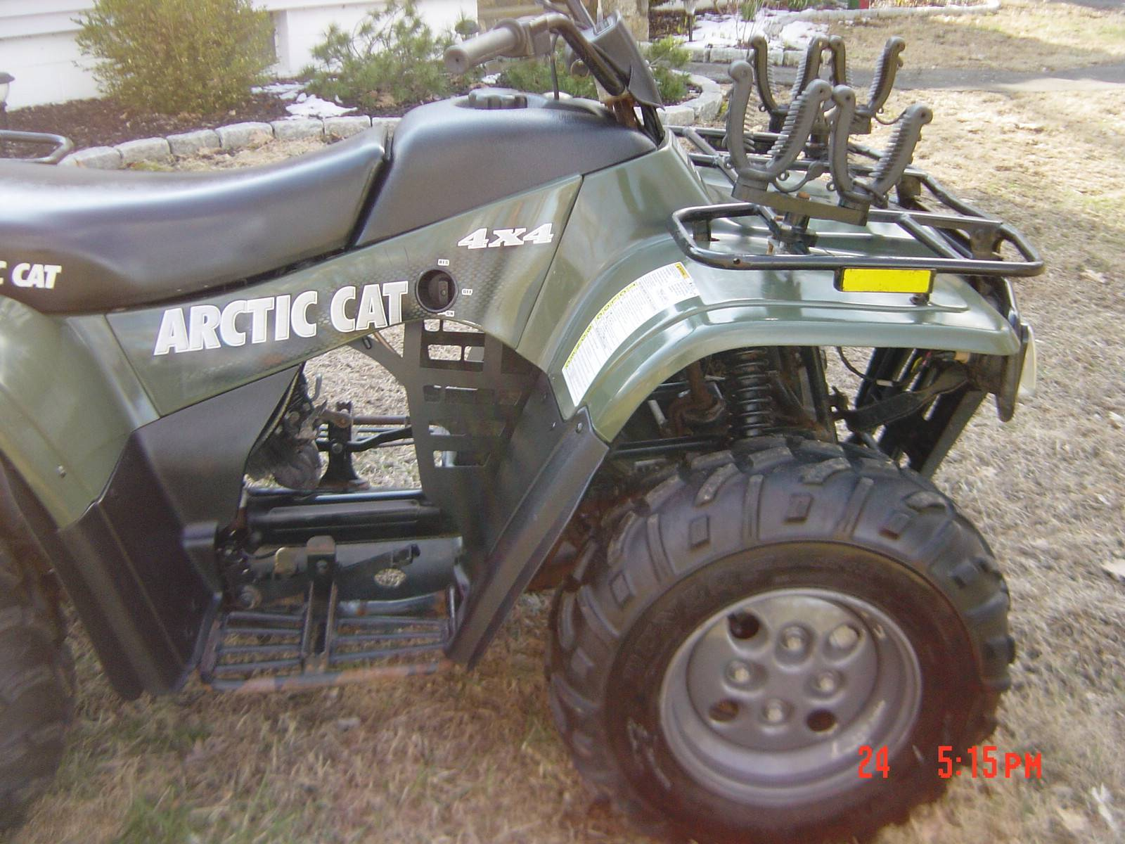 2004 Arctic Cat 250 4x4 in Brewster, New York - Photo 19