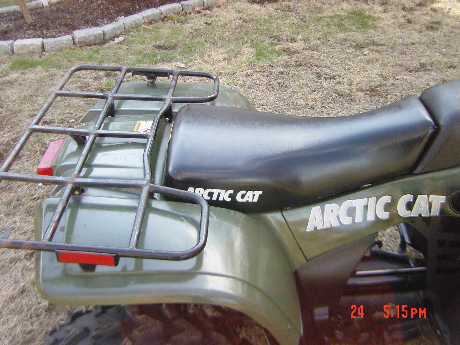 2004 Arctic Cat 250 4x4 in Brewster, New York - Photo 21