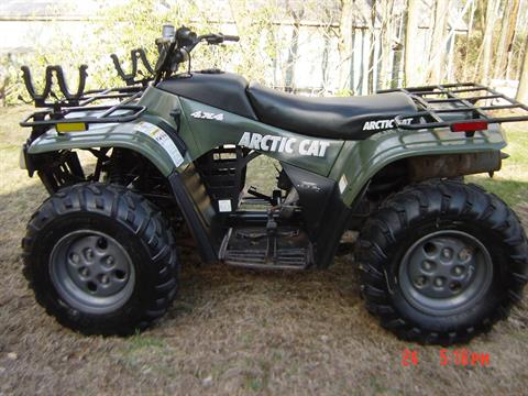 2004 Arctic Cat 250 4x4 in Brewster, New York - Photo 23