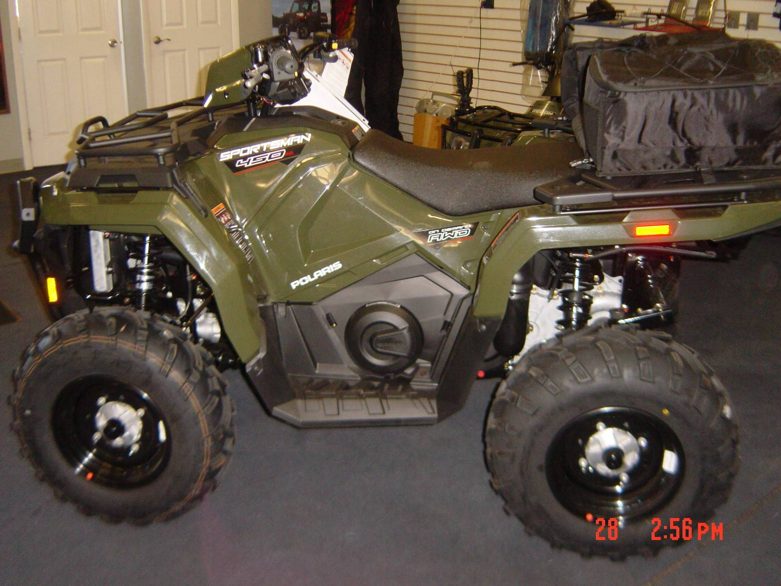 2021 Polaris Sportsman 450 H.O. Utility Package in Brewster, New York - Photo 1