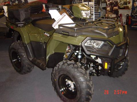 2021 Polaris Sportsman 450 H.O. Utility Package in Brewster, New York - Photo 2