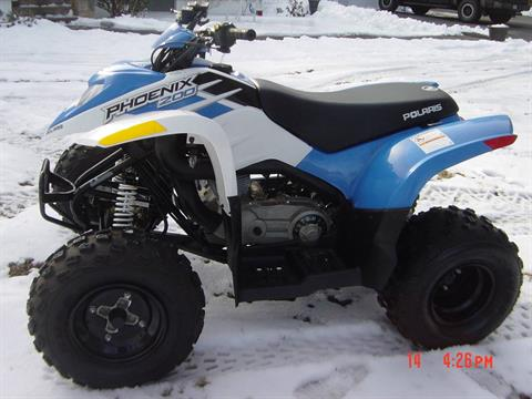 2015 Polaris Phoenix™ 200 in Brewster, New York