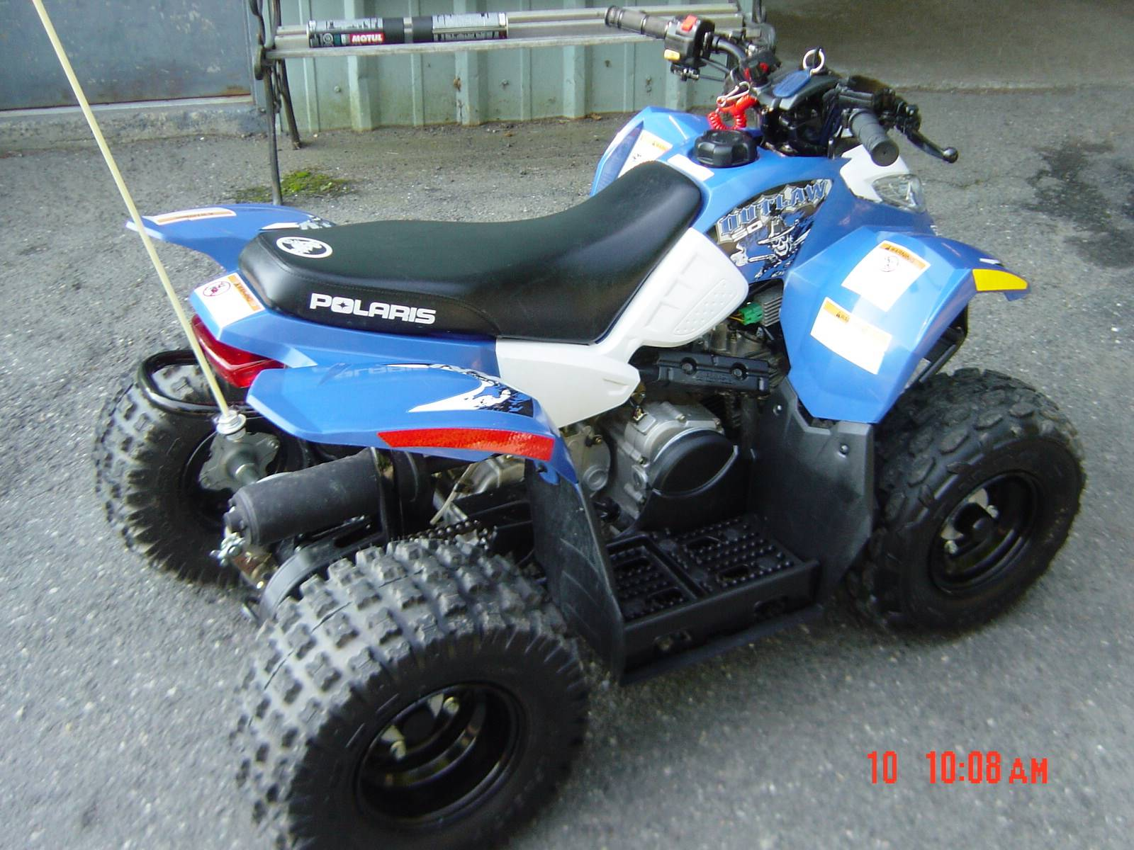 2013 Polaris Outlaw® 50 in Brewster, New York