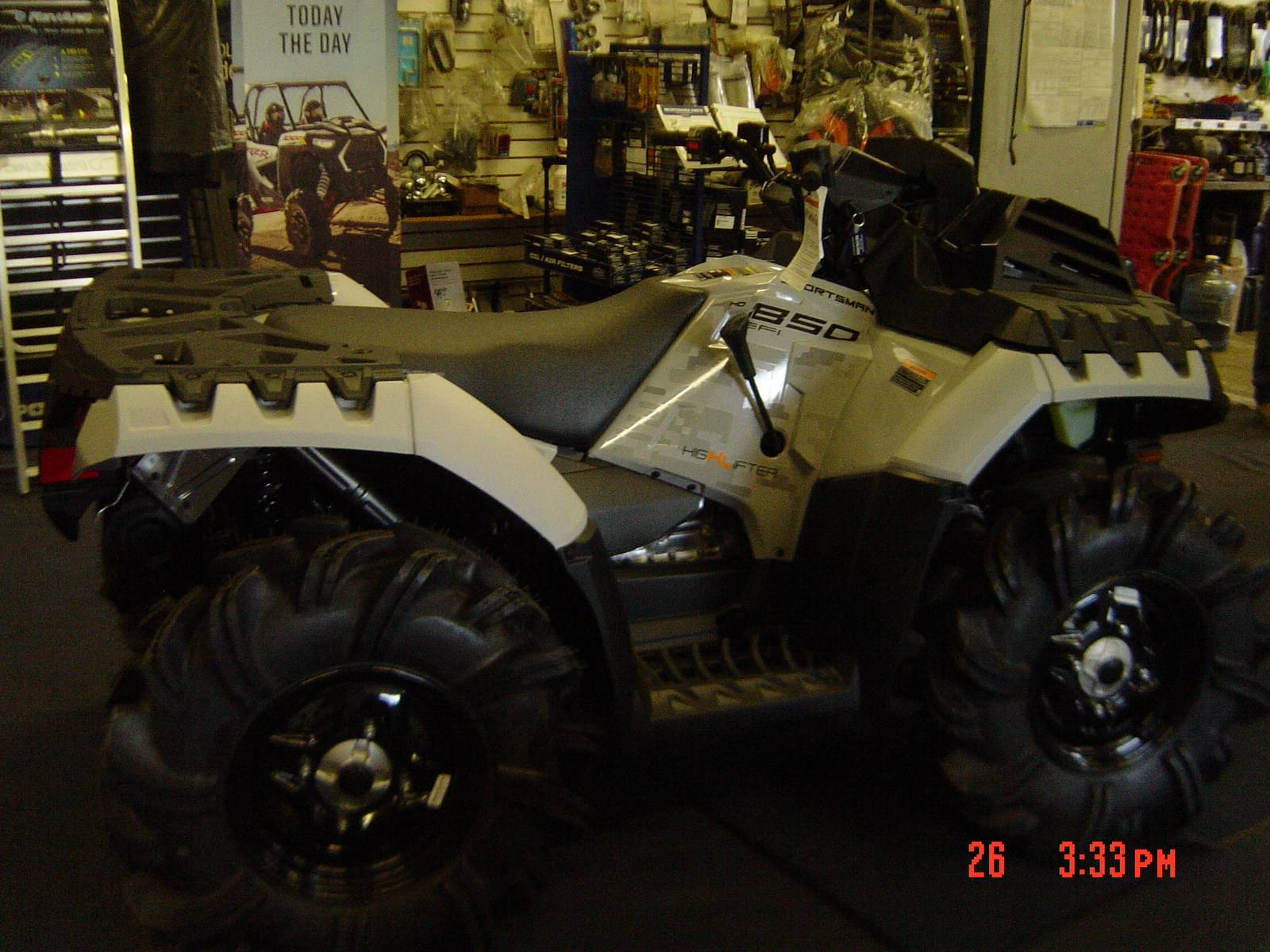 2021 Polaris Sportsman 850 High Lifter Edition in Brewster, New York - Photo 1