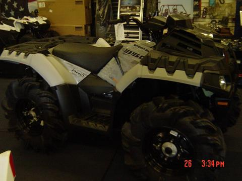 2021 Polaris Sportsman 850 High Lifter Edition in Brewster, New York - Photo 5