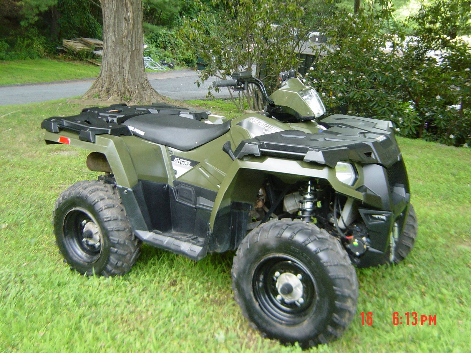 2016 Polaris Sportsman 450 H.O. EPS in Brewster, New York - Photo 1