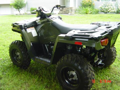 2016 Polaris Sportsman 450 H.O. EPS in Brewster, New York - Photo 5