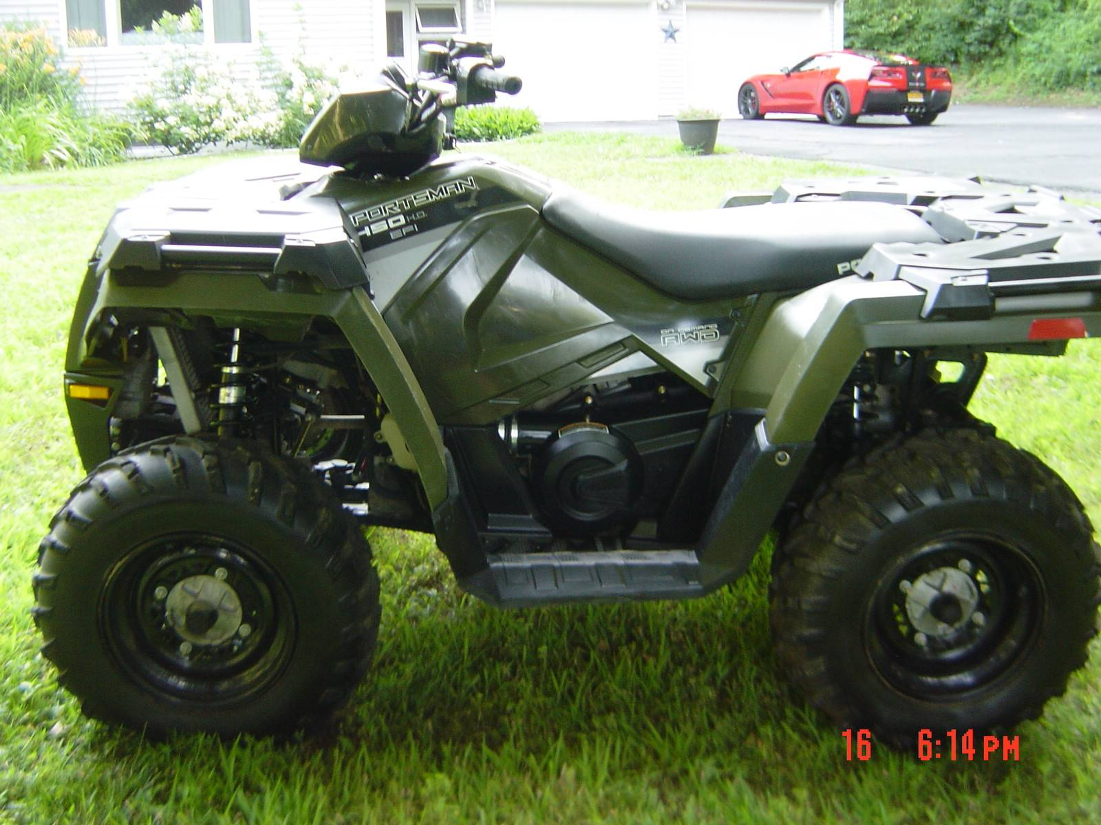 2016 Polaris Sportsman 450 H.O. EPS in Brewster, New York - Photo 6