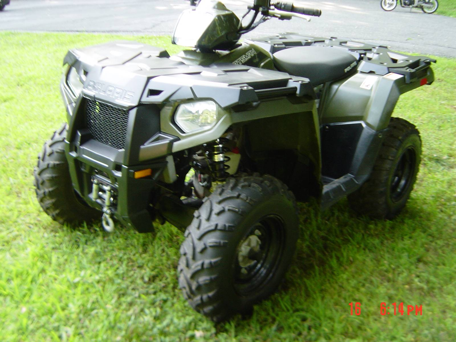 2016 Polaris Sportsman 450 H.O. EPS in Brewster, New York - Photo 7