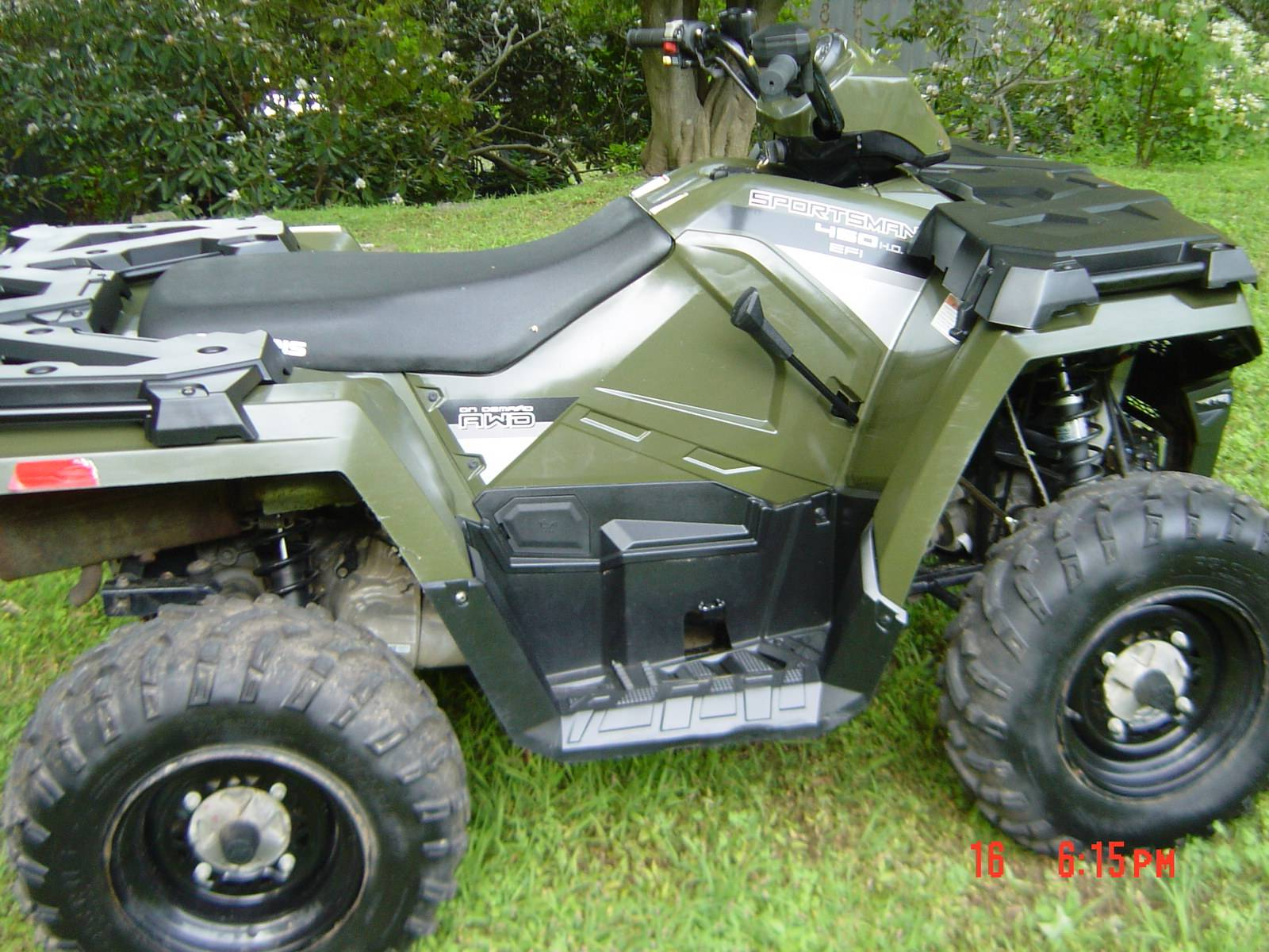 2016 Polaris Sportsman 450 H.O. EPS in Brewster, New York - Photo 10