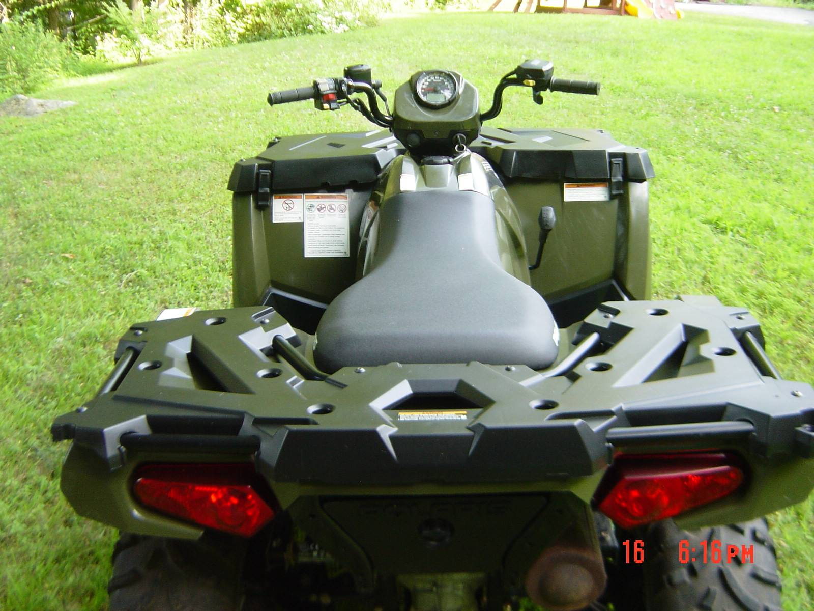2016 Polaris Sportsman 450 H.O. EPS in Brewster, New York - Photo 13