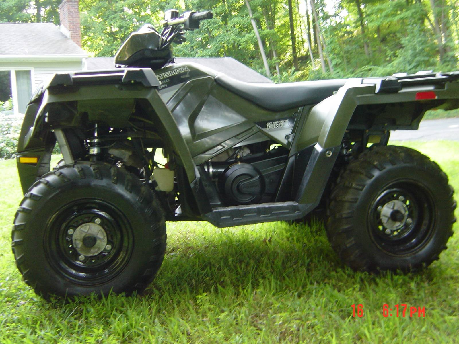 2016 Polaris Sportsman 450 H.O. EPS in Brewster, New York - Photo 16