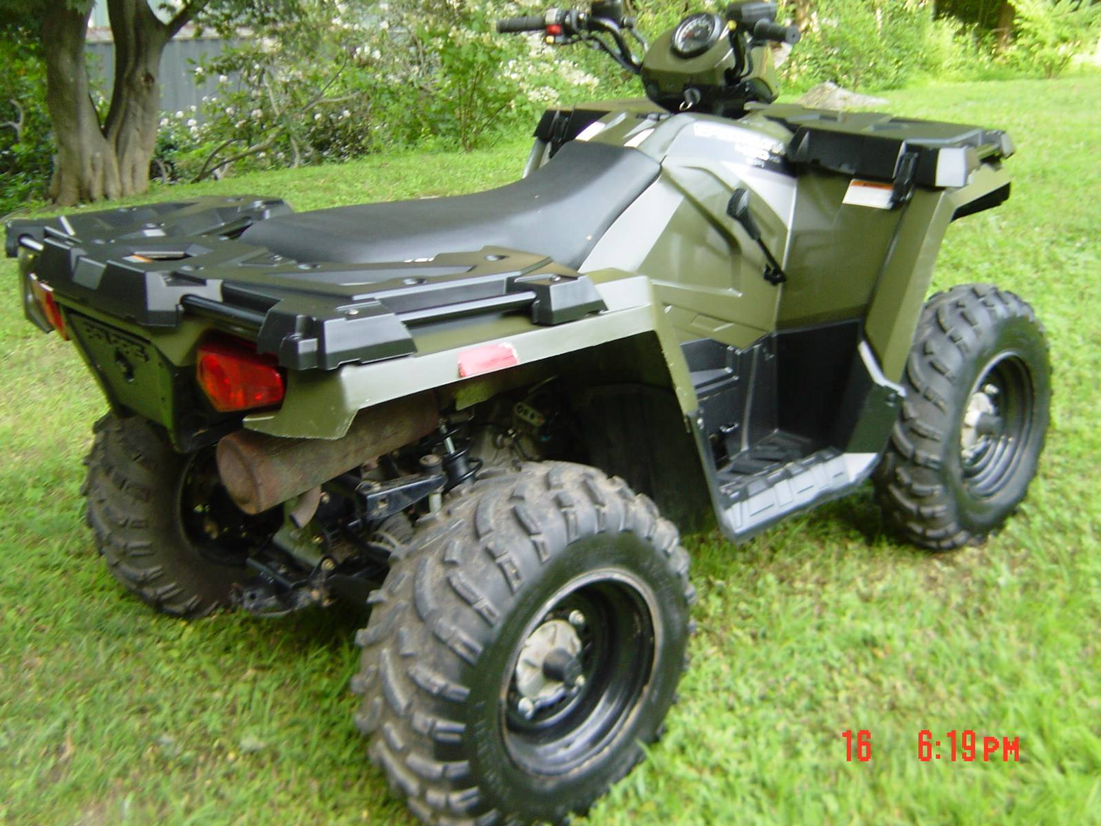 2016 Polaris Sportsman 450 H.O. EPS in Brewster, New York - Photo 19