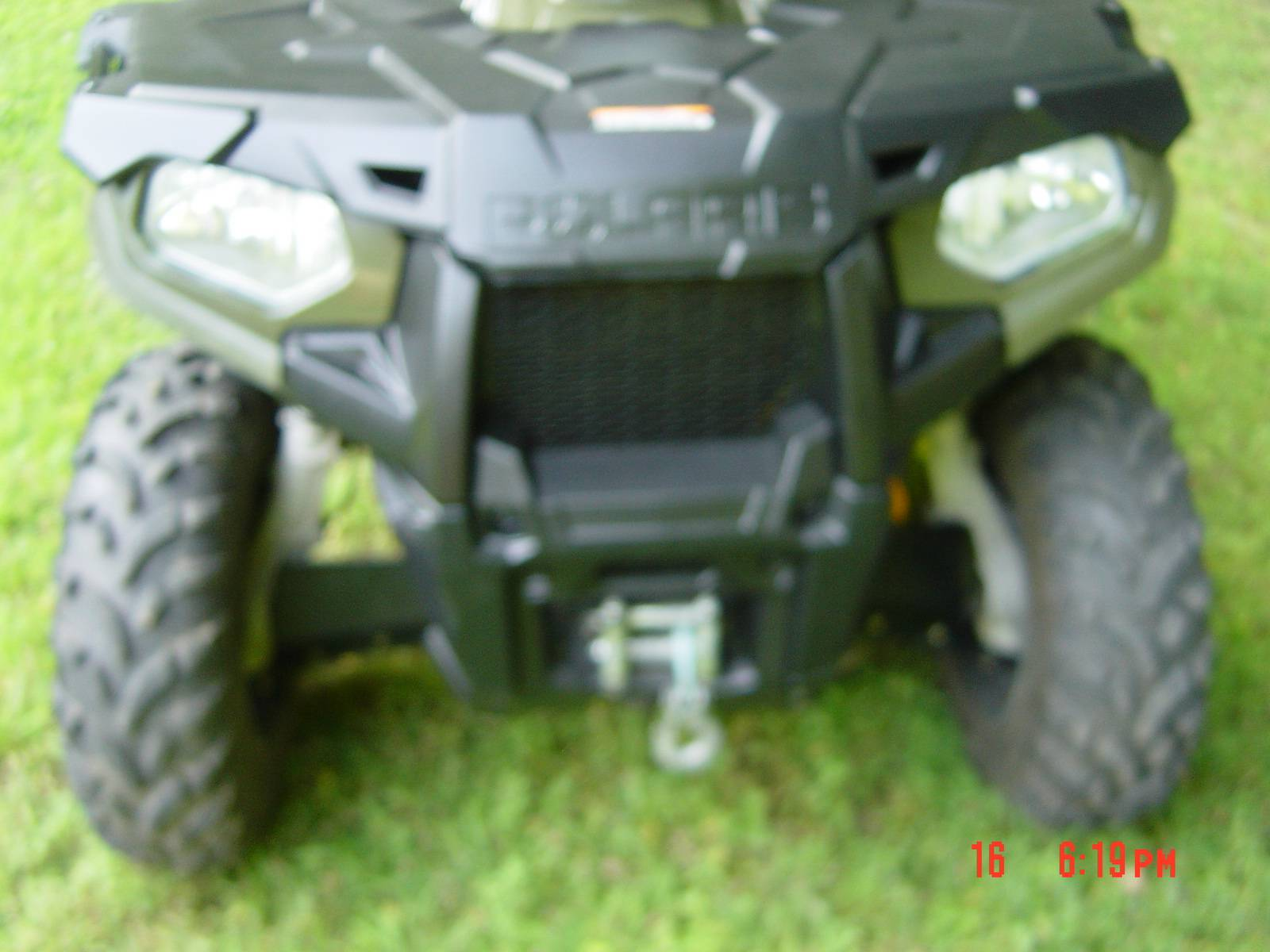 2016 Polaris Sportsman 450 H.O. EPS in Brewster, New York - Photo 20