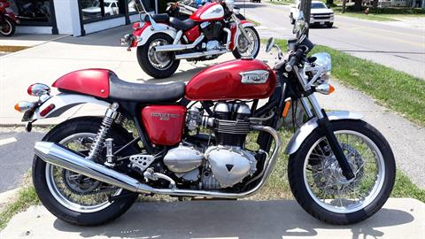 2004 Triumph Thruxton 900 in Edwardsville, Illinois - Photo 1