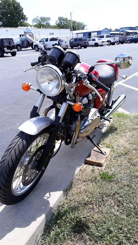2004 Triumph Thruxton 900 in Edwardsville, Illinois - Photo 4