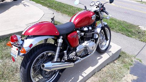 2004 Triumph Thruxton 900 in Edwardsville, Illinois - Photo 5