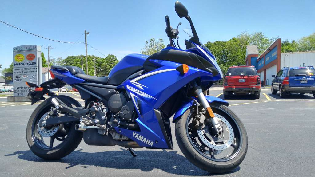 2009 Yamaha FZ6R in Edwardsville, Illinois - Photo 1