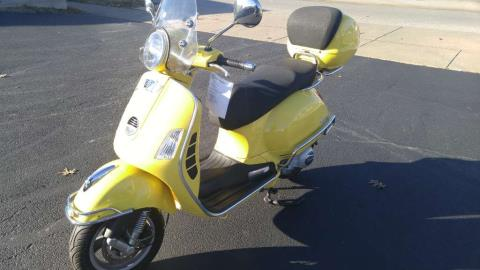 2007 Vespa GTS 250 in Edwardsville, Illinois
