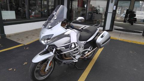 2009 Moto Guzzi Norge 1200 GT in Edwardsville, Illinois