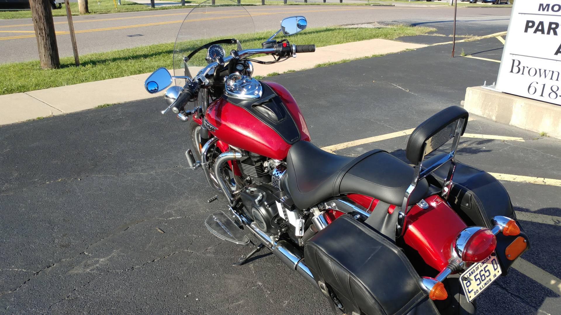 2012 Triumph Speedmaster in Edwardsville, Illinois - Photo 4