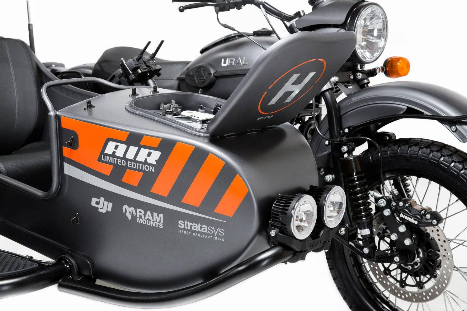 2018 Ural Motorcycles Gear Up in Edwardsville, Illinois - Photo 1