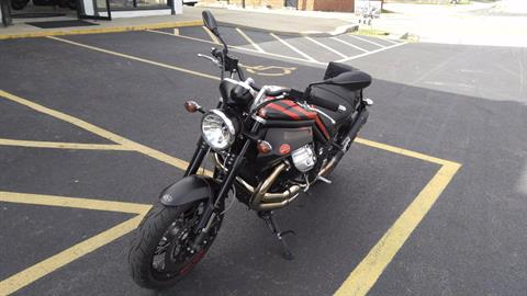 2015 Moto Guzzi Griso 8V SE in Edwardsville, Illinois