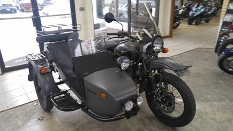 2014 Ural Motorcycles Gear Up w/off road pkg. in Edwardsville, Illinois
