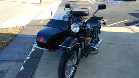 2012 Ural Motorcycles Patrol T in Edwardsville, Illinois