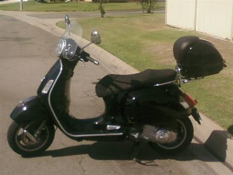 2008 Vespa GT 200 in Edwardsville, Illinois