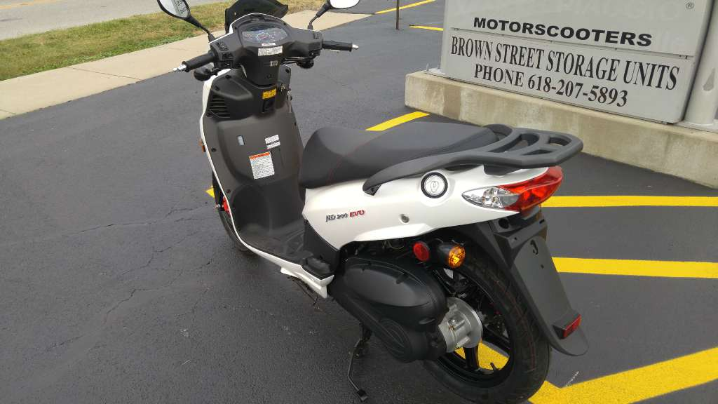 2014 SYM HD 200 EVO in Edwardsville, Illinois