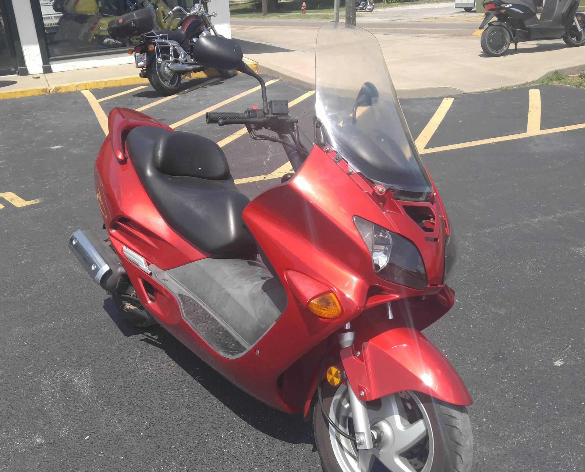 2001 Honda Reflex in Edwardsville, Illinois - Photo 1