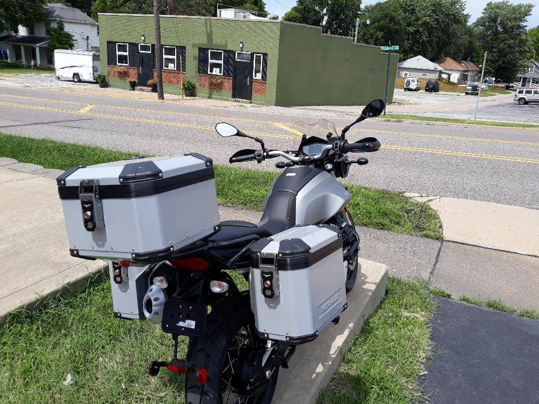 2020 Moto Guzzi V85 TT in Edwardsville, Illinois - Photo 4