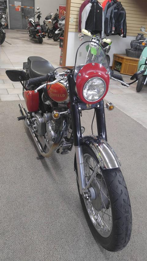2000 Royal Enfield Bullet Deluxe 500 in Edwardsville, Illinois