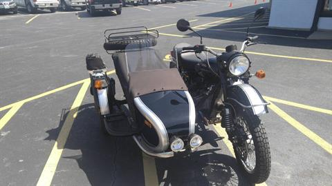 2014 Ural Motorcycles Patrol in Edwardsville, Illinois