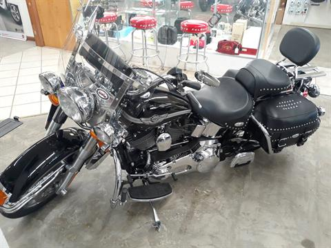 2003 Harley-Davidson FLSTF/FLSTFI Fat Boy® in Edwardsville, Illinois - Photo 5