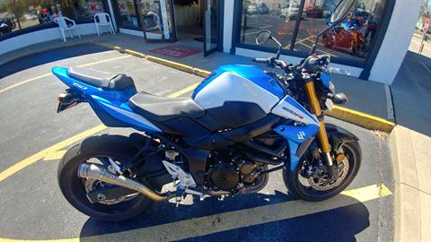 2015 Suzuki GSX-R750 in Edwardsville, Illinois - Photo 2