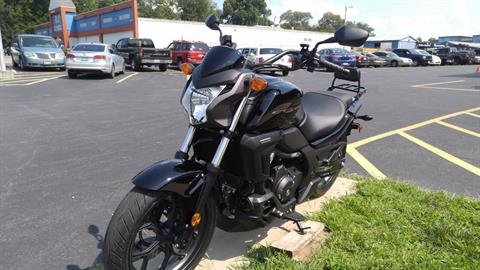 2014 Honda CTX®700N in Edwardsville, Illinois