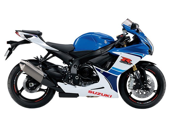 2016 Suzuki GSX-R750 - Blue in Clarence, New York