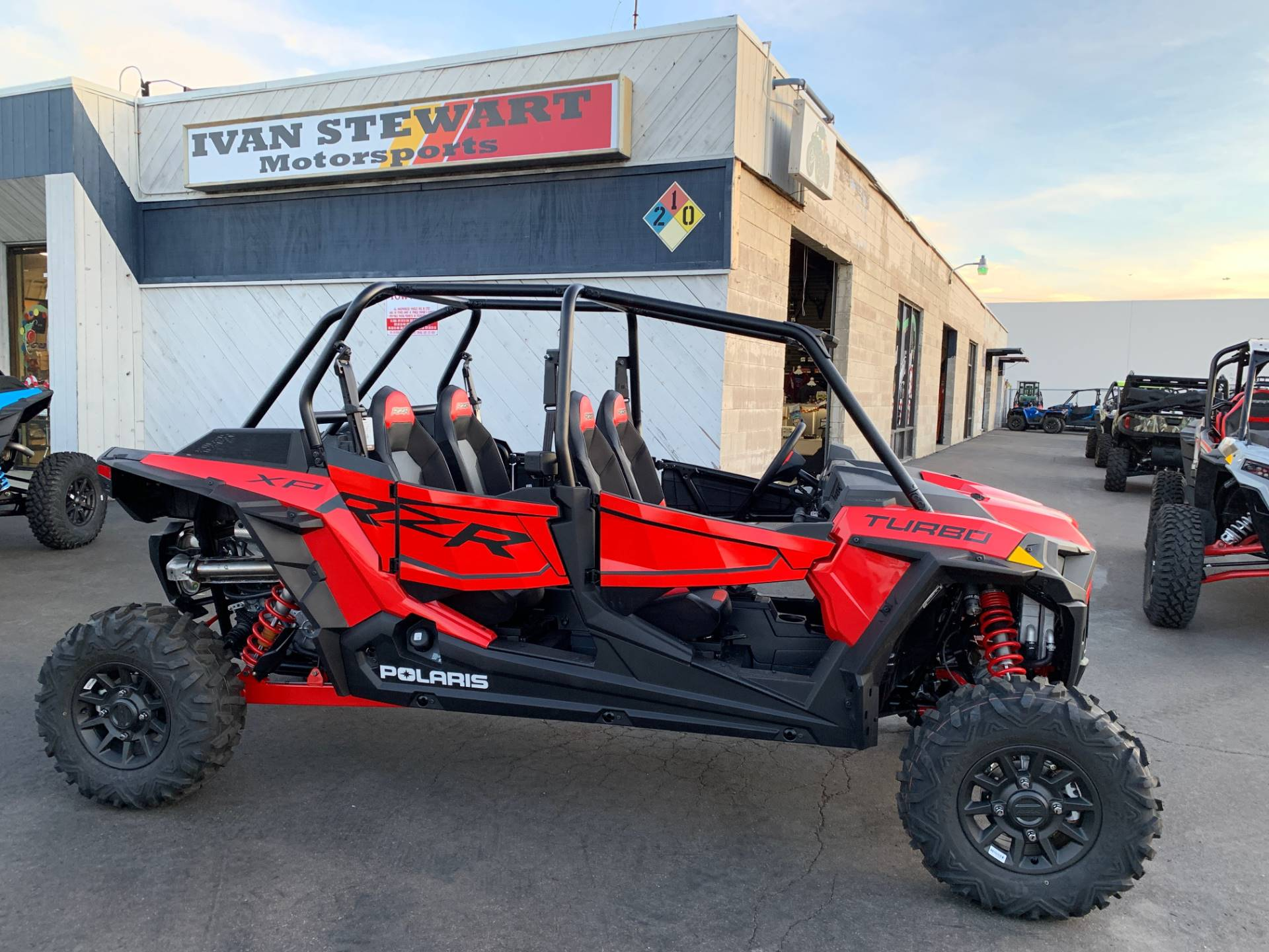 2020 Polaris RZR XP 4 Turbo in San Diego, California - Photo 1