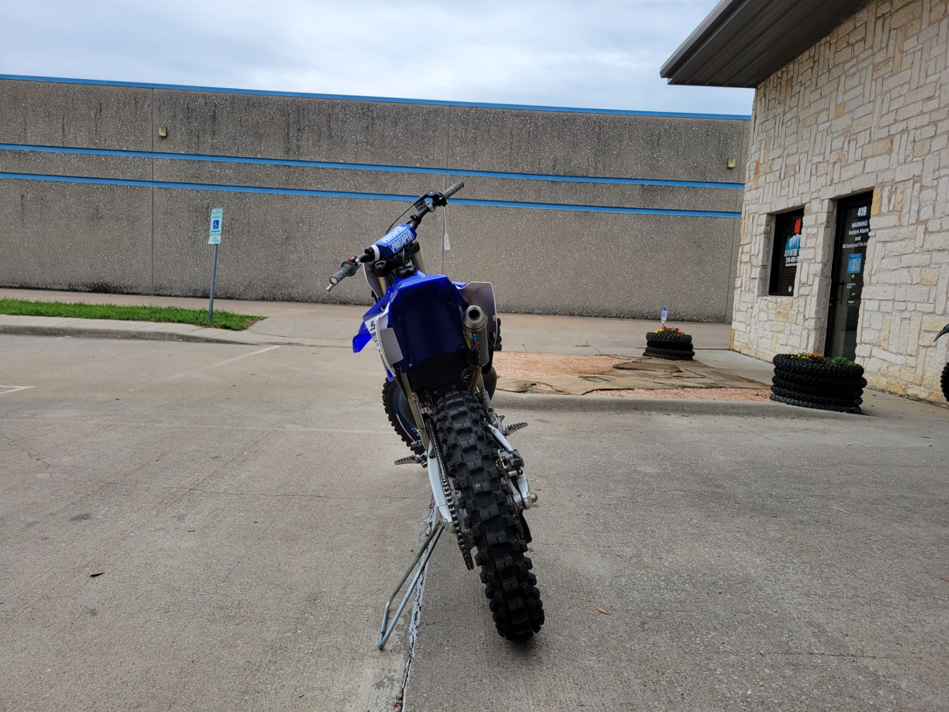 2020 Yamaha YZ250 in McKinney, Texas - Photo 3