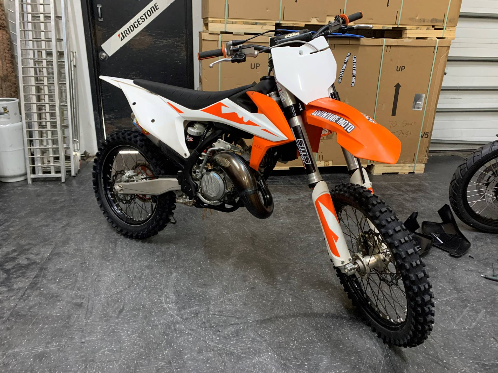 2019 KTM 125 SX in McKinney, Texas - Photo 1