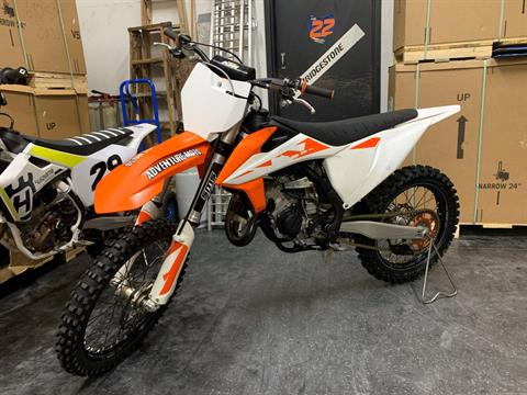 2019 KTM 125 SX in McKinney, Texas - Photo 2