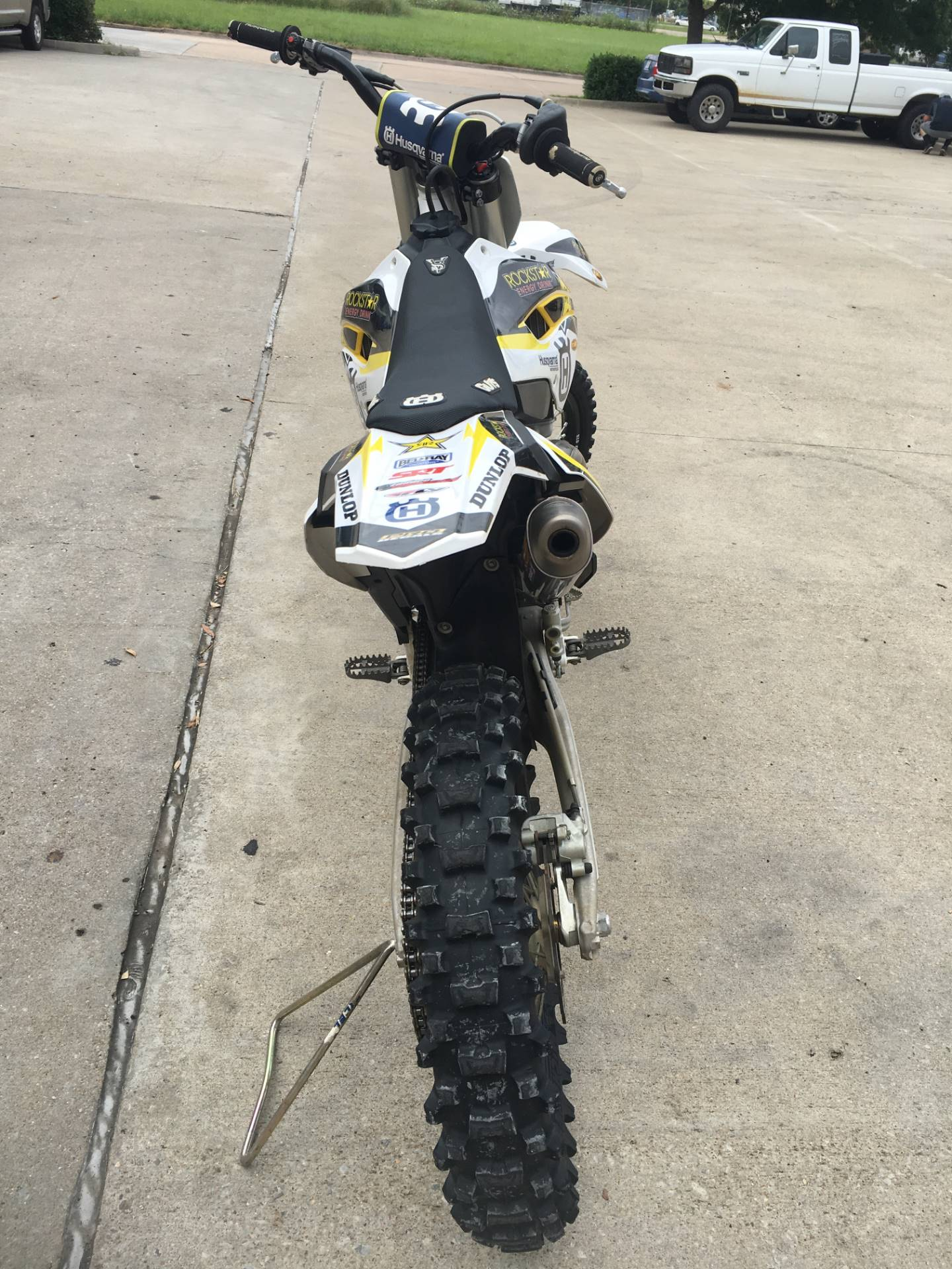 2015 Husqvarna TC 250 in McKinney, Texas - Photo 4