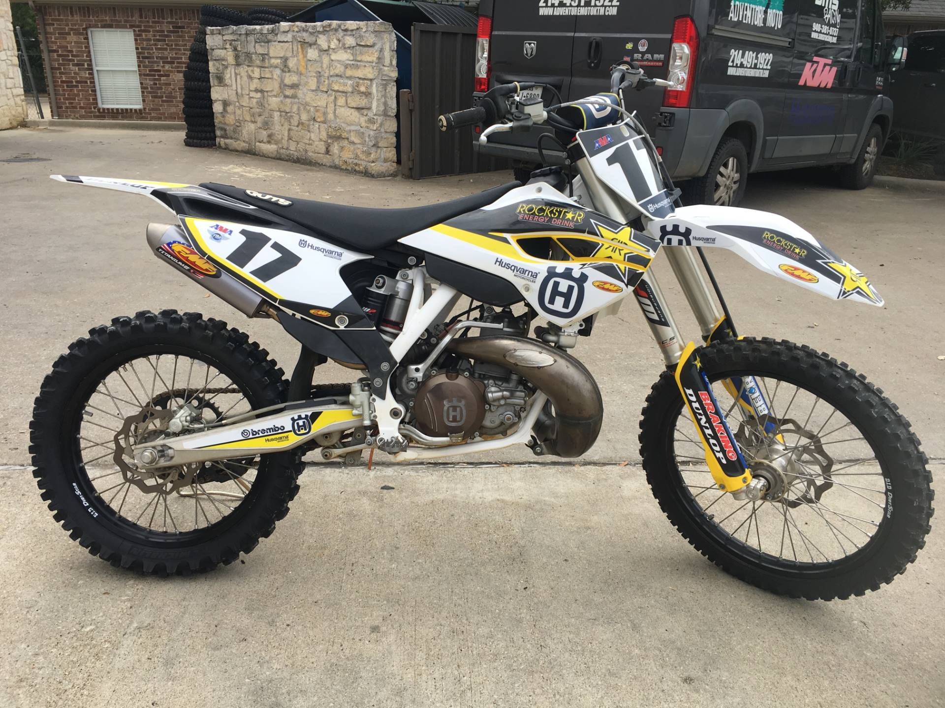 2015 Husqvarna TC 250 in McKinney, Texas - Photo 1