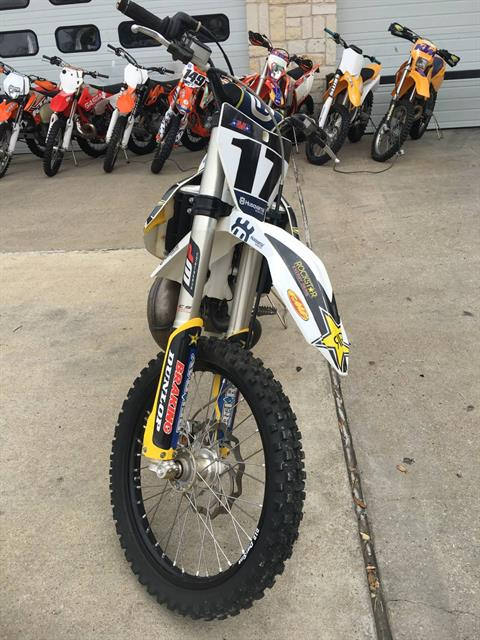 2015 Husqvarna TC 250 in McKinney, Texas - Photo 2
