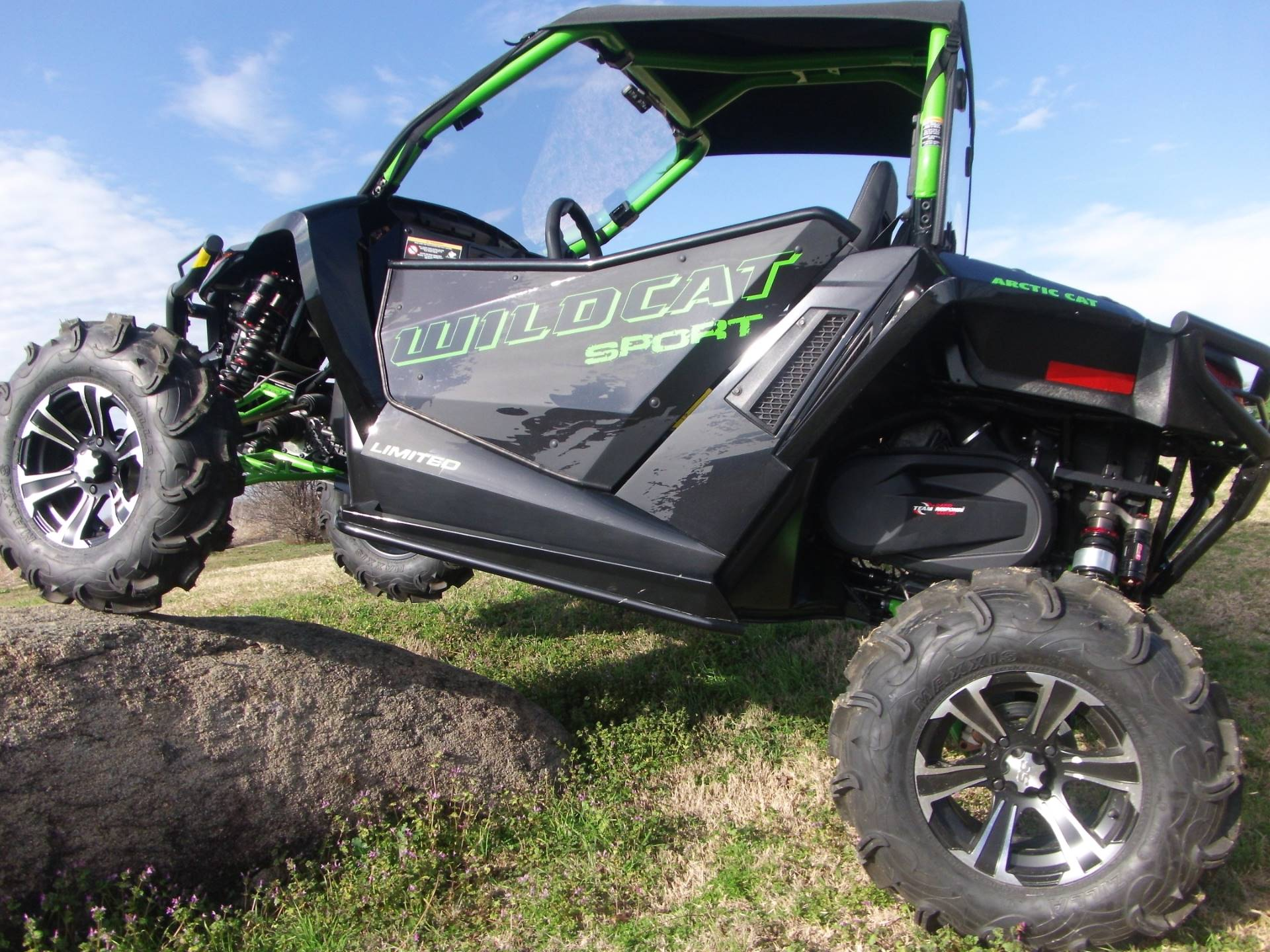 2016 Arctic Cat Wildcat Sport Limited In Melissa Texas