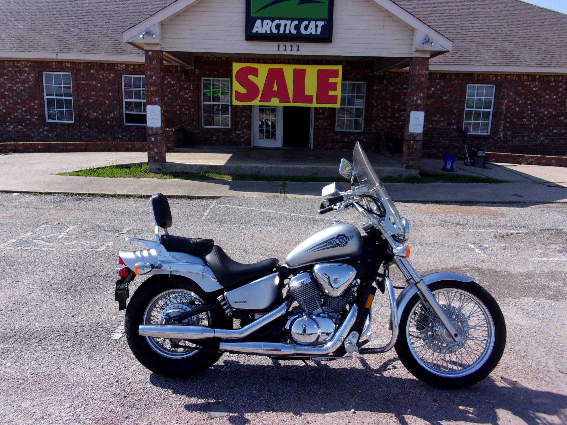 2006 Honda Shadow® VLX Deluxe in Melissa, Texas - Photo 1